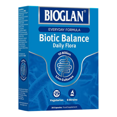 Biotic Balance 10 Billion Live Cultures