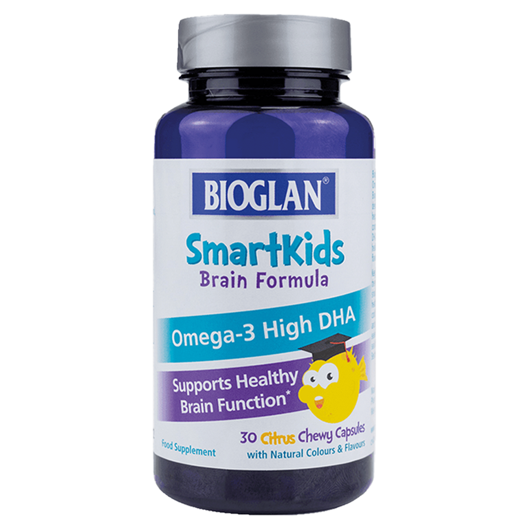 Smartkids Brain Formula Chewable Caps