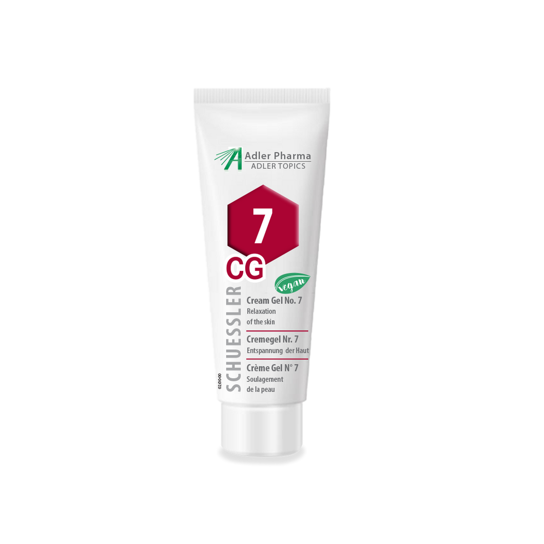 Schuessler Cream Gel No. 7