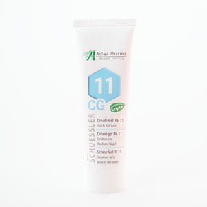 Schuessler Cream Gel No. 11