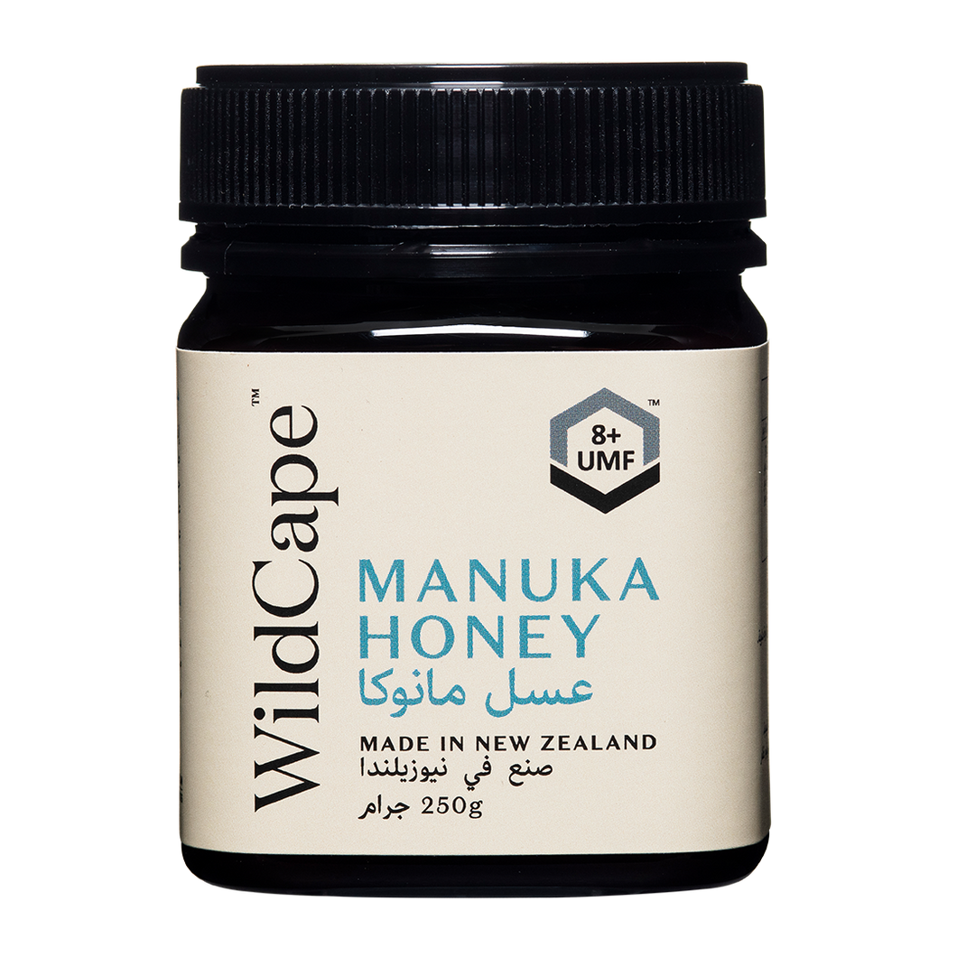 WildCape UMF 8+ Manuka Honey