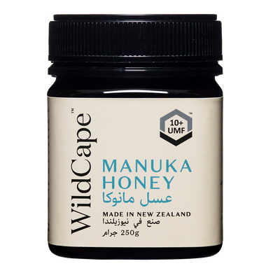 WildCape UMF 10+ Manuka Honey