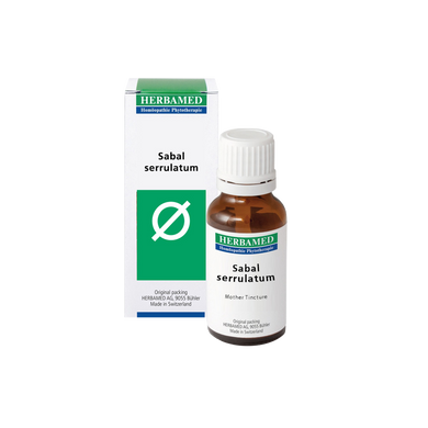 Sabal Serrulatum Mother Tincture