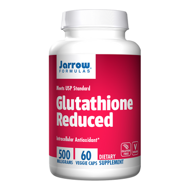 Glutathione Reduced 500 mg