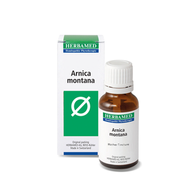 Herbamed Arnica Montana MT 20 ml