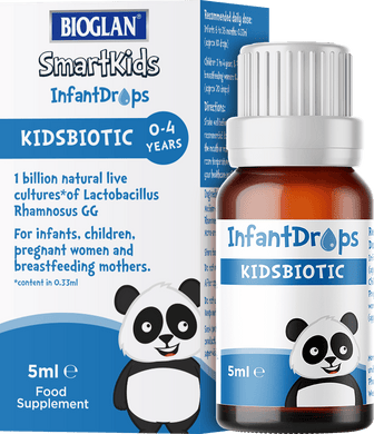 Bioglan Smart Kids Infant Drops 5 ml