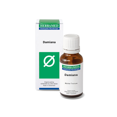 Herbamed Damiana MT 20 ml