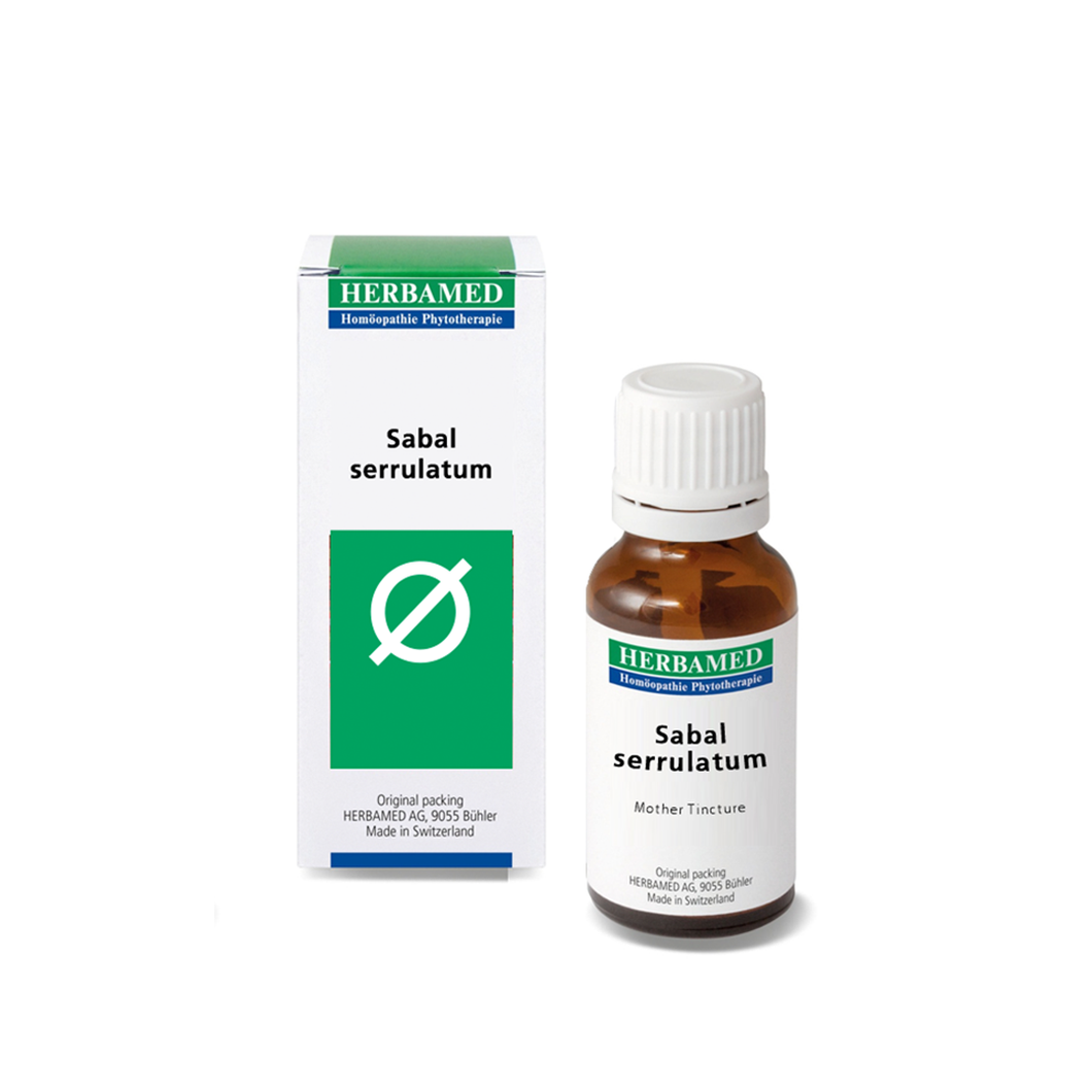 Herbamed Sabal Serrulatum MT 20 ml