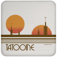 Tatooine Coaster