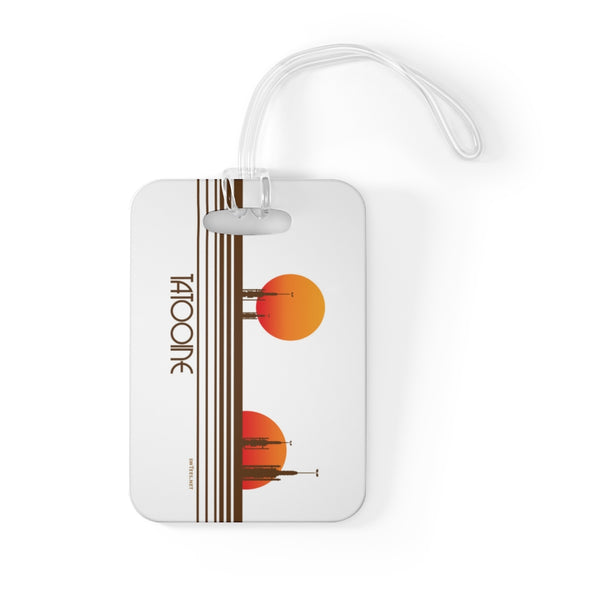 Tatooine Bag Tag