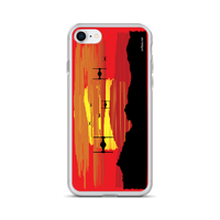 Attack From Above iPhone Case