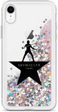 Hamill-ton Liquid Glitter iPhone Case