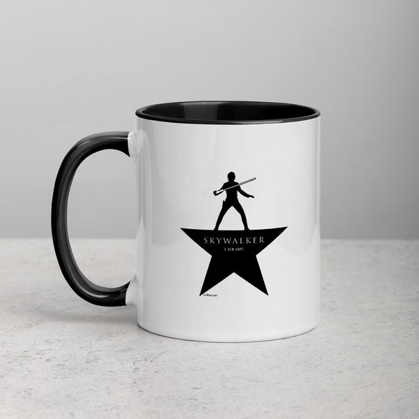 Hamill-ton Color Mug