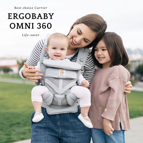 Baby Carrier | Ergobaby Onmi 360 | Baby Sophie