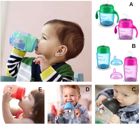 Philips Avent Training Cups | Baby Sophie | HK Baby Online Store