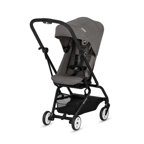 Cybex EEZY S Twist Stroller - Manhattan Grey