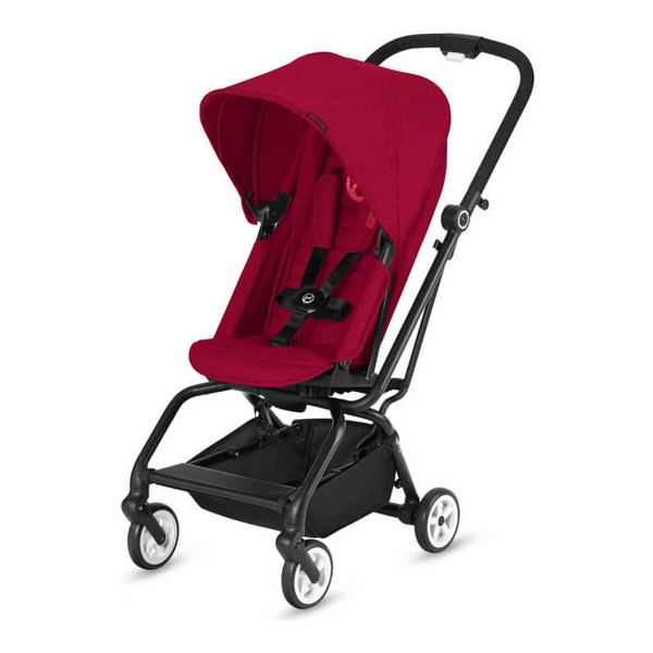 Cybex EEZY S Twist Stroller - Rebel Red