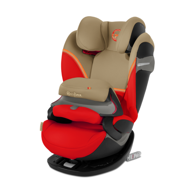 Cybex Pallas S-Fix Carseat - Autumn Gold