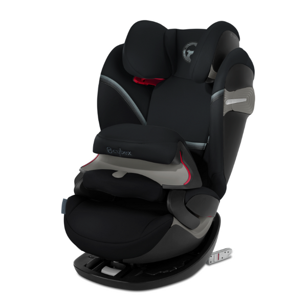 Cybex Pallas S-Fix Carseat - Deep Black