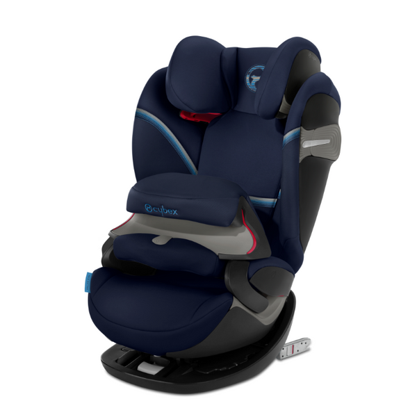 Cybex Pallas S-Fix Carseat - Navy Blue