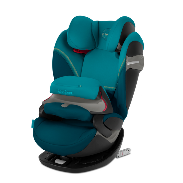 Cybex Pallas S-Fix Carseat - River Blue