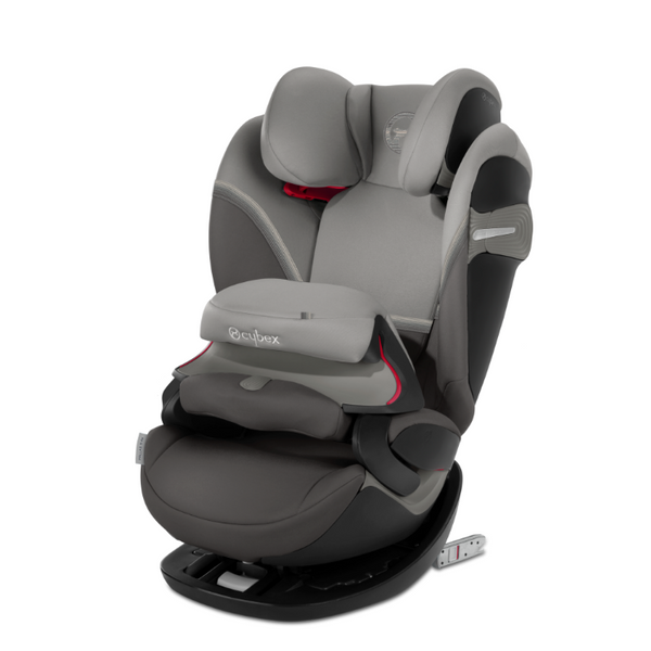 Cybex Pallas S-Fix Carseat - Soho Grey