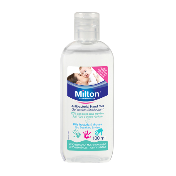 Milton Antibacterial Hand Gel 100ml X 5Pcs