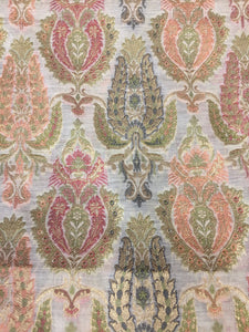 BANARSI JACQUARD ALLOVER PASLEYS