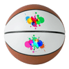 "Custom Basketball - Double Panel, 29.5"" - Red Label Sports"