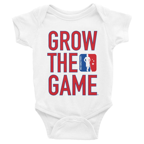 Grow The Game Infant Bodysuit