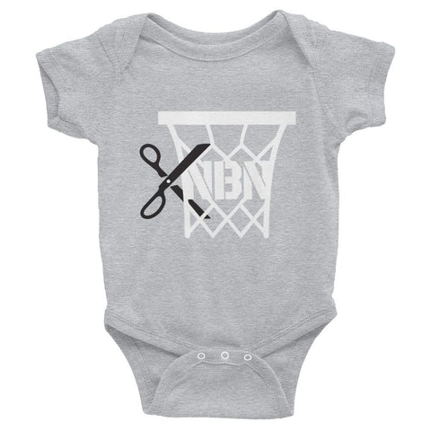 Basketball Net Infant Bodysuit