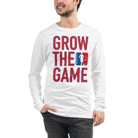 Classic Grow The Game Men's Long Sleeve
