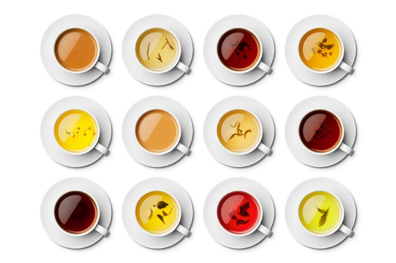 Green vs White vs Black Tea: Better together?