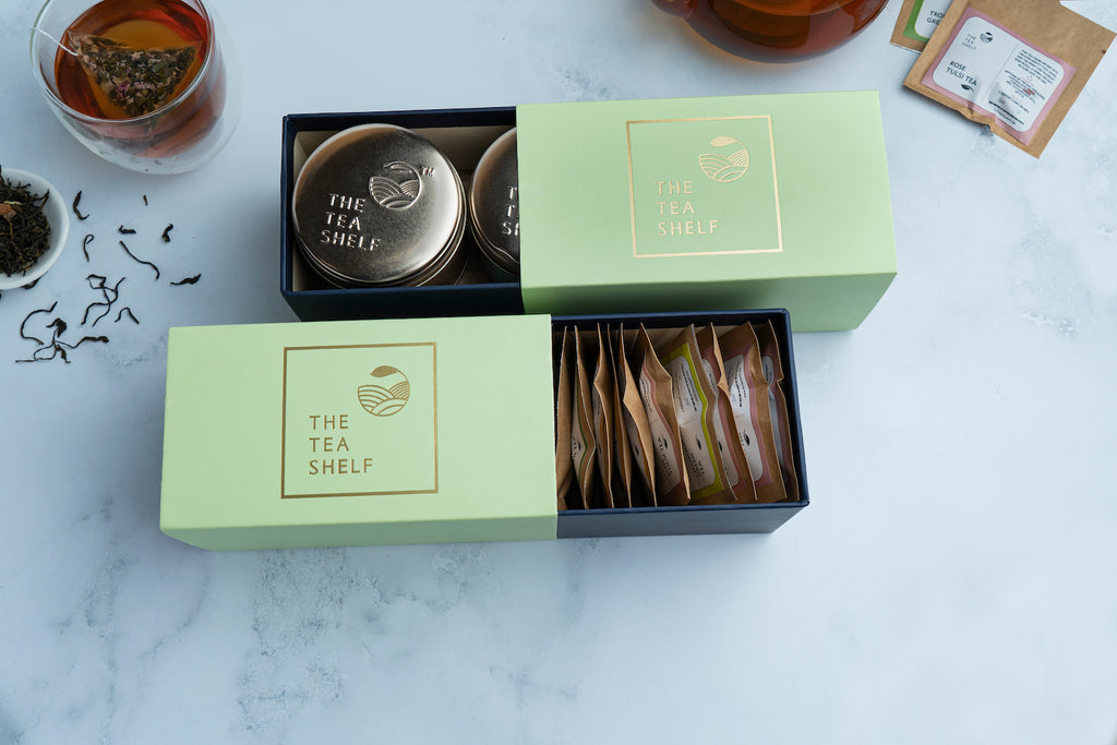 Ivy Tea Gift Box - The Tea Shelf