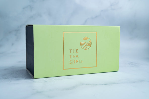 IVY TEA GIFT BOX - MINT - The Tea Shelf