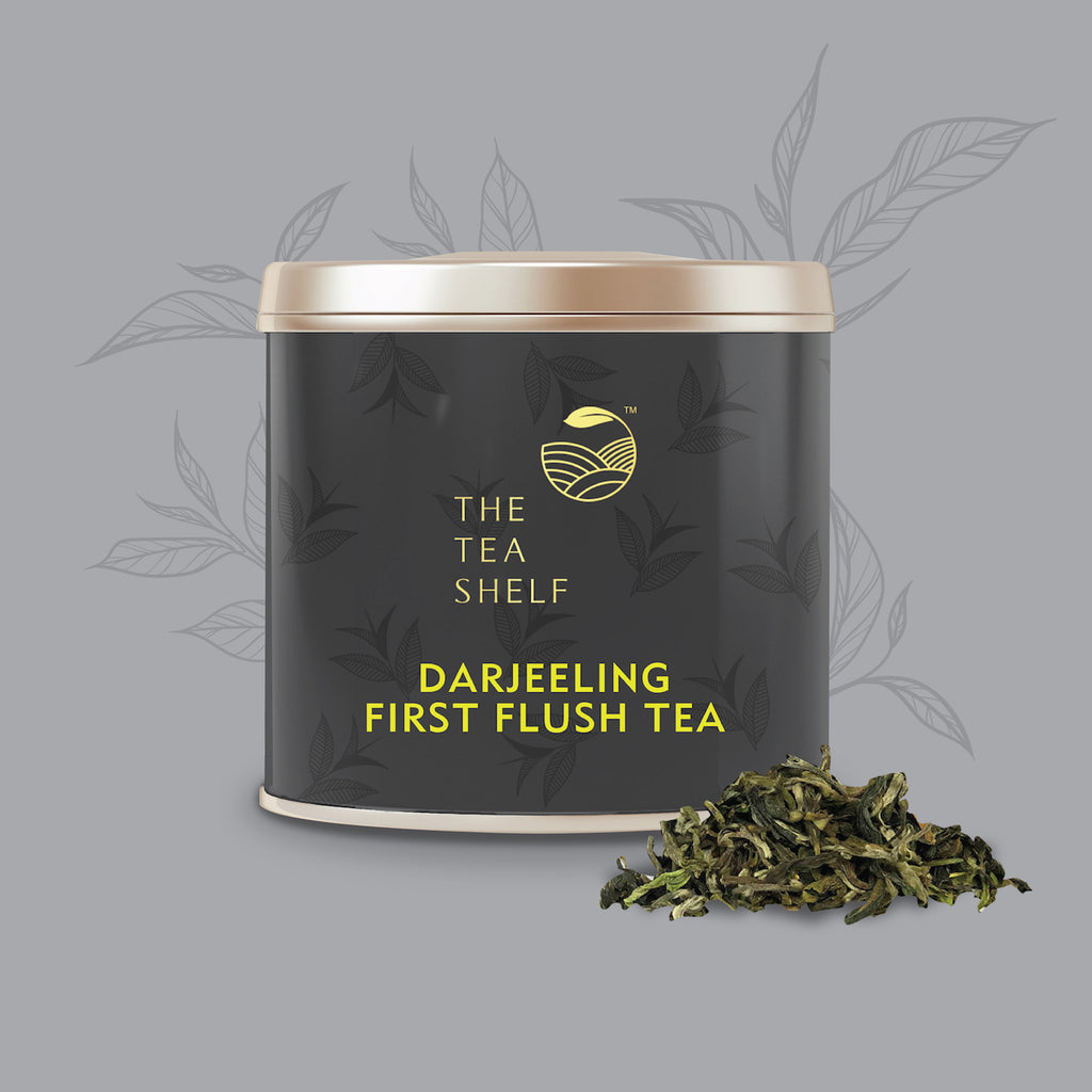 Darjeeling First Flush Moonlight Tea - The Tea Shelf