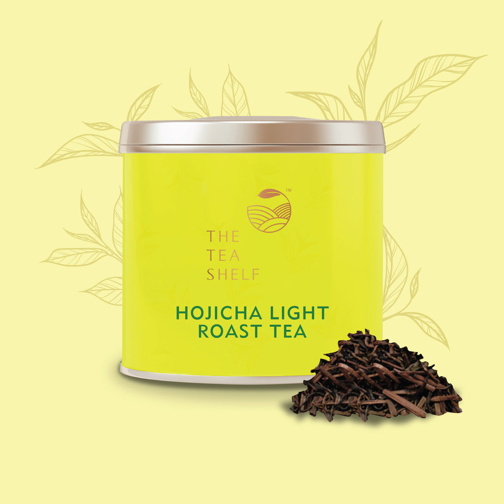 Hojicha Light Roast Green Tea - The Tea Shelf