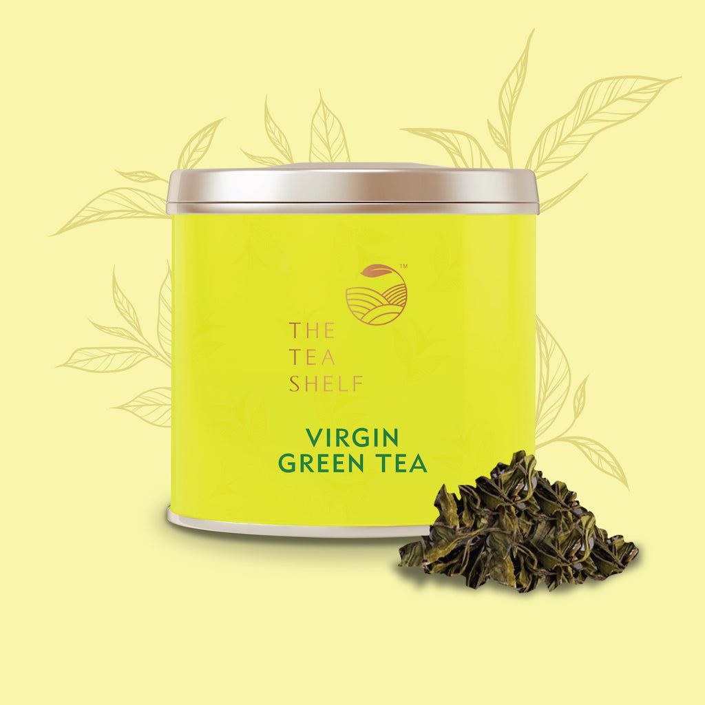 Virgin Green Tea - The Tea Shelf