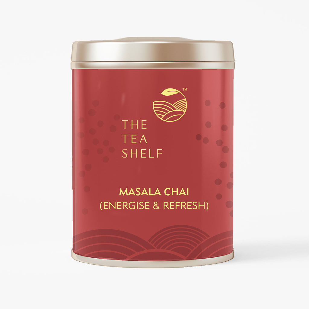 Masala Chai - The Tea Shelf