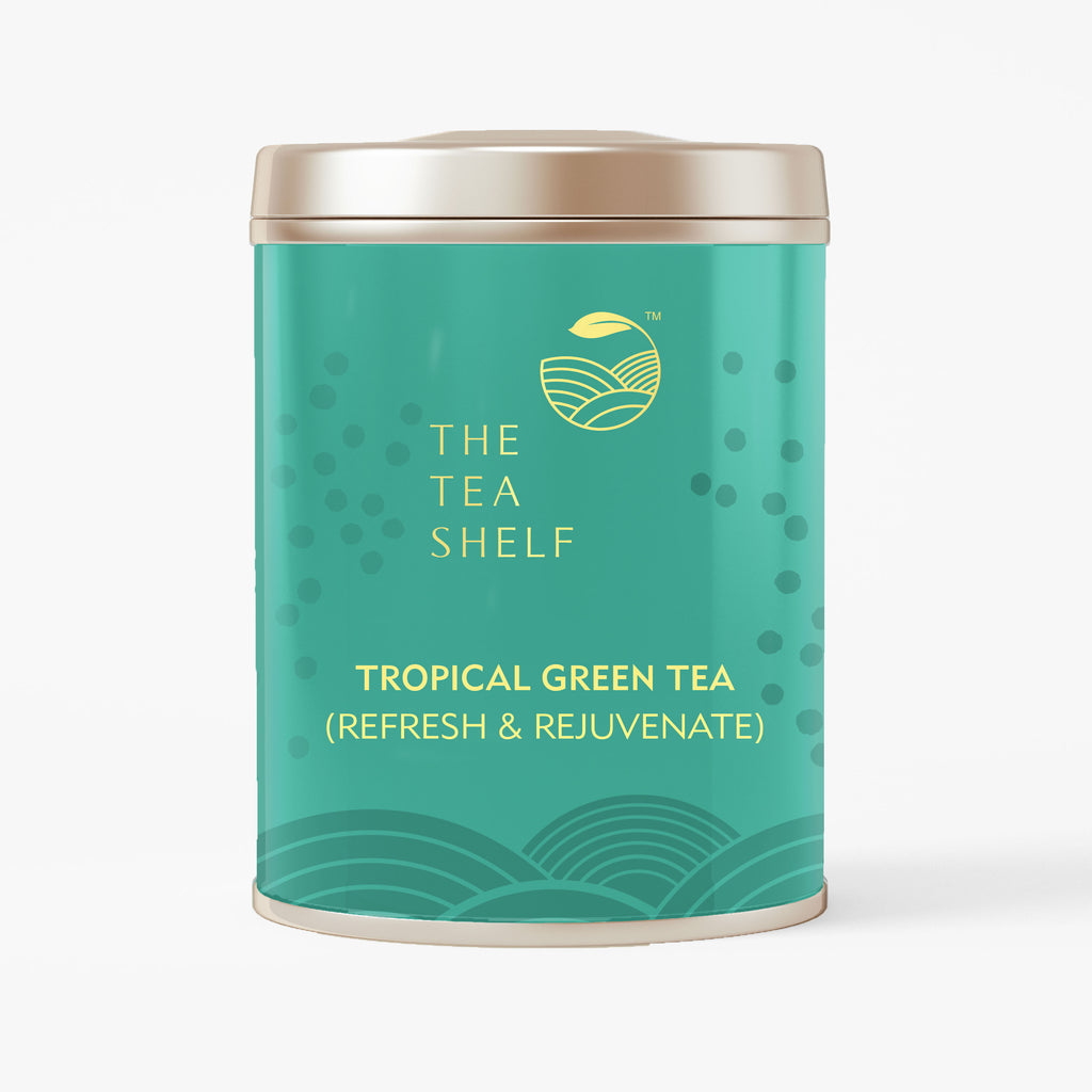 Tropical Green Tea - The Tea Shelf