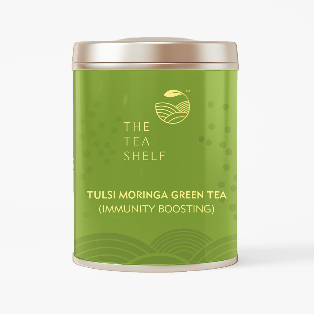 Tulsi Moringa Tea - The Tea Shelf