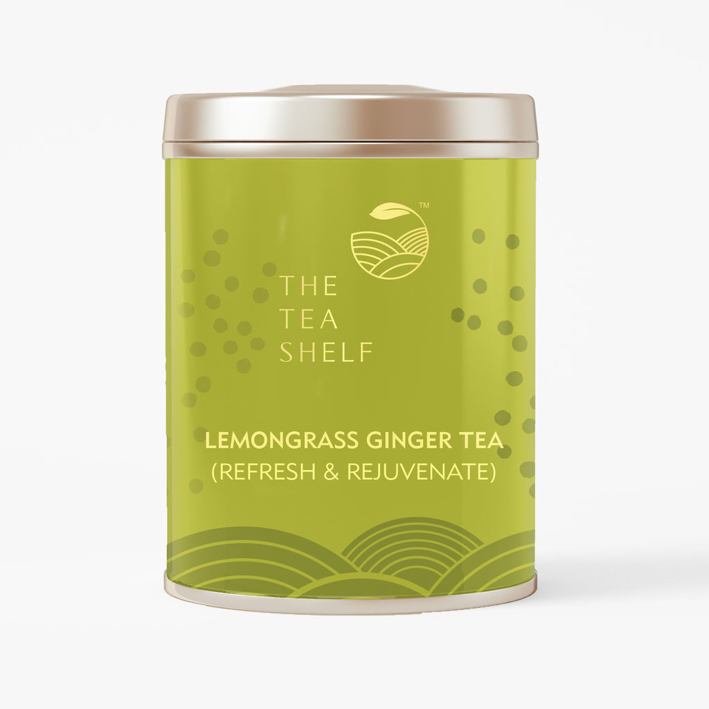 Lemongrass Ginger Tea - The Tea Shelf