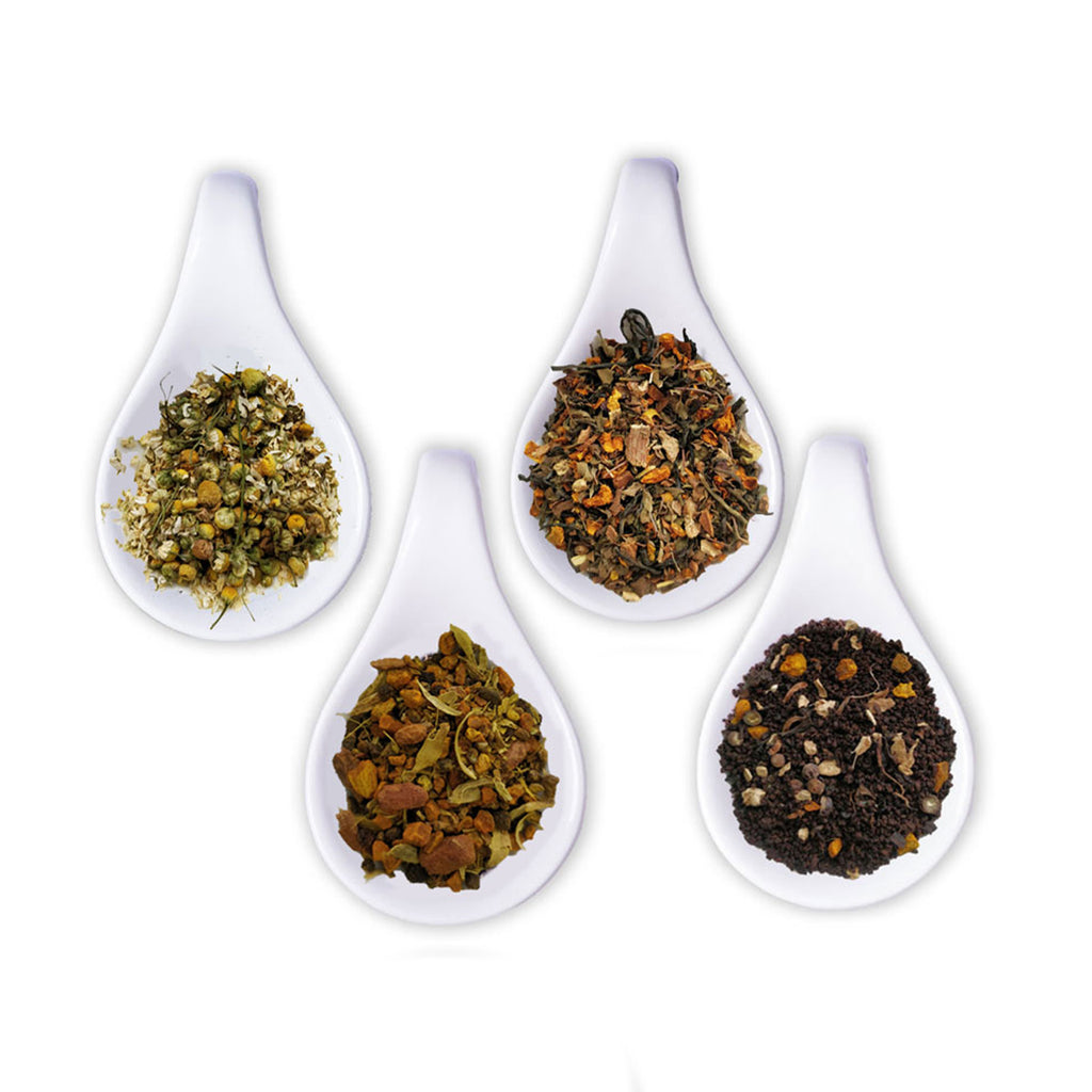 Herbal Tea Sampler - The Tea Shelf