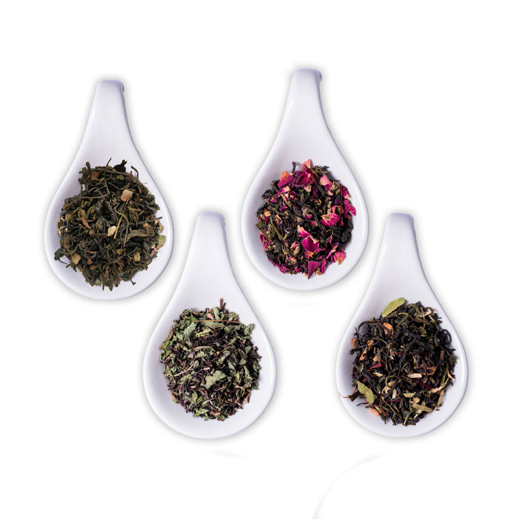 De-Stress & Relax Tea Samplers - The Tea Shelf