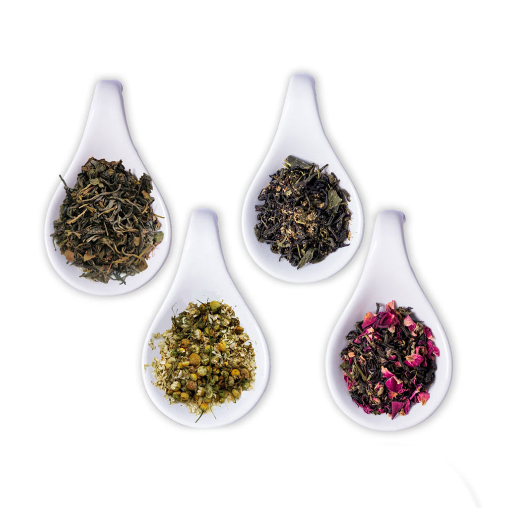 Women's Wellness Tea Samplers