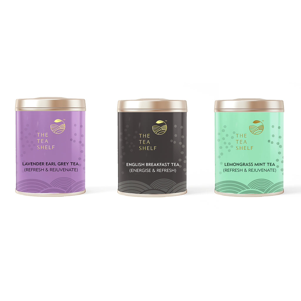 Unwind Tea Bundle - The Tea Shelf