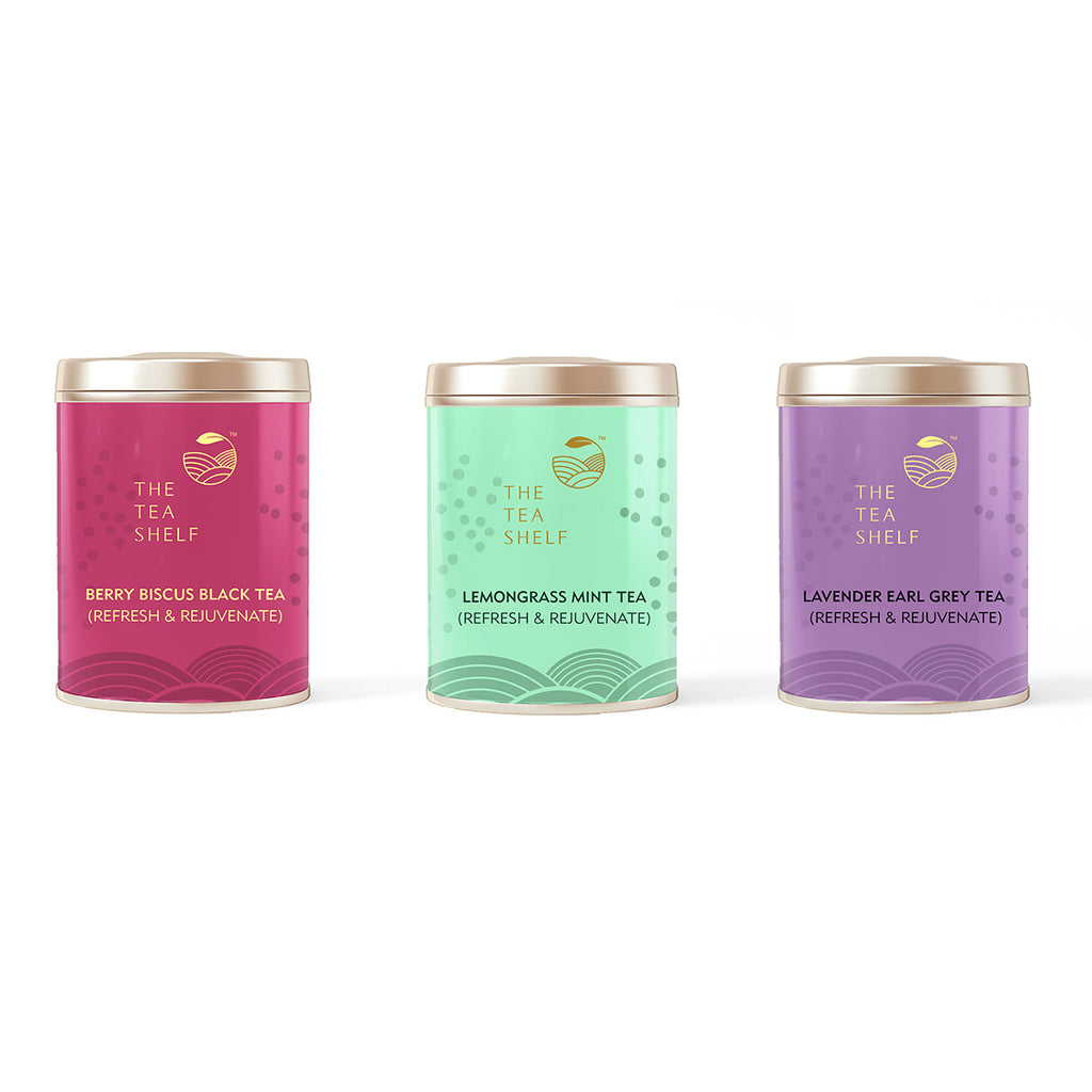 Refresh Me Tea Bundle - The Tea Shelf