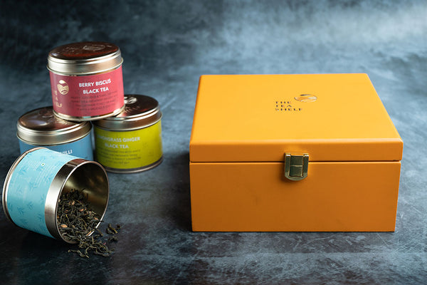 Aurelia Tea Gift Box - The Tea Shelf