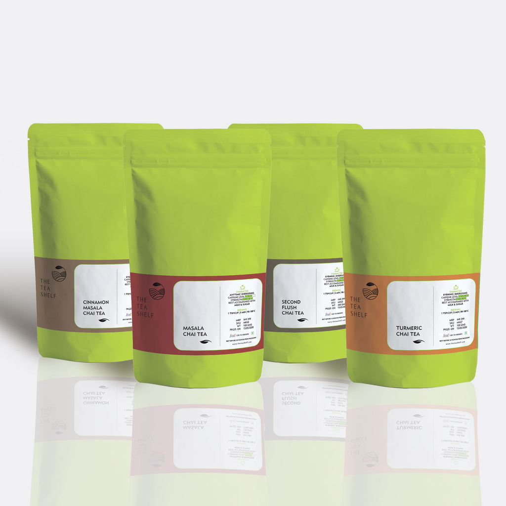 Chai Tea Packs - The Tea Shelf
