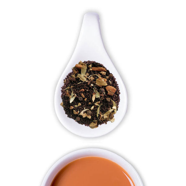 Cinnamon Masala Chai Tea - The Tea Shelf